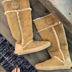 Tory Burch winter boot